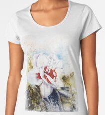 Floral Fantasy Premium Scoop T-Shirt
