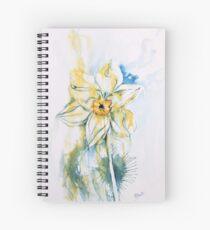 Daffodil Dance Spiral Notebook
