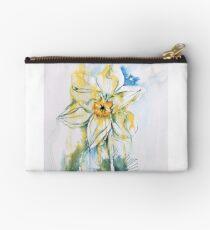 Daffodil Dance Zipper Pouch