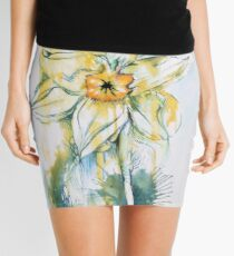 Daffodil Dance Mini Skirt