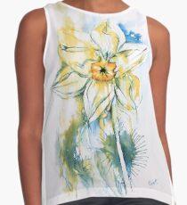 Daffodil Dance Sleeveless Top