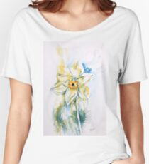 Daffodil Dance Relaxed Fit T-Shirt