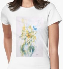 Daffodil Dance Fitted T-Shirt