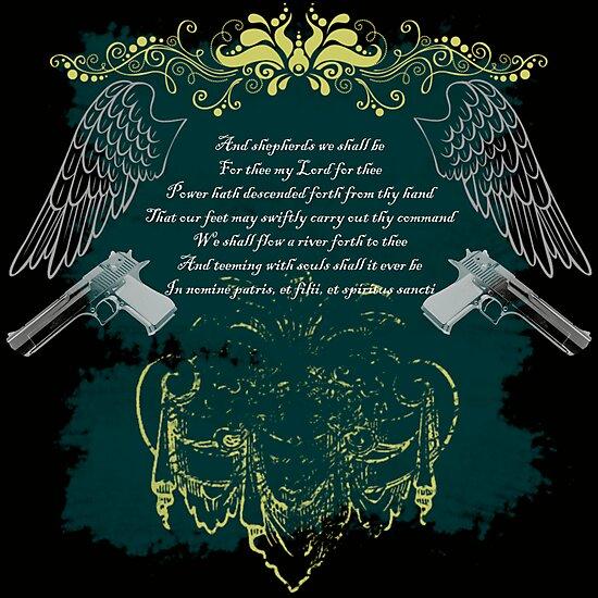 Boondock Saints - Prayer by stoopidstu
