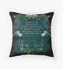 Boondock Saints - Prayer Throw Pillow