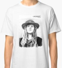 Andy Wood (Charcoal) Classic T-Shirt