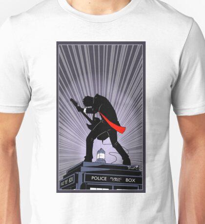 Doctor Who: Shredding Through Time Unisex T-Shirt