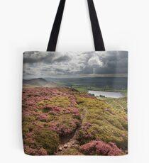 Embsay Crag & Reservoir From Embsay Moor Tote Bag