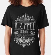 A.Z. Fell Book Shop (leicht) Slim Fit T-Shirt