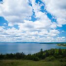 A view of the Bras d'Or by Shane Shaw