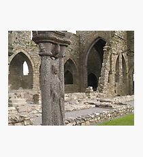 Jerpoint Abbey, Ireland Photographic Print