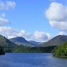 derwent water, keswick - bright and breezy! by monkeyferret