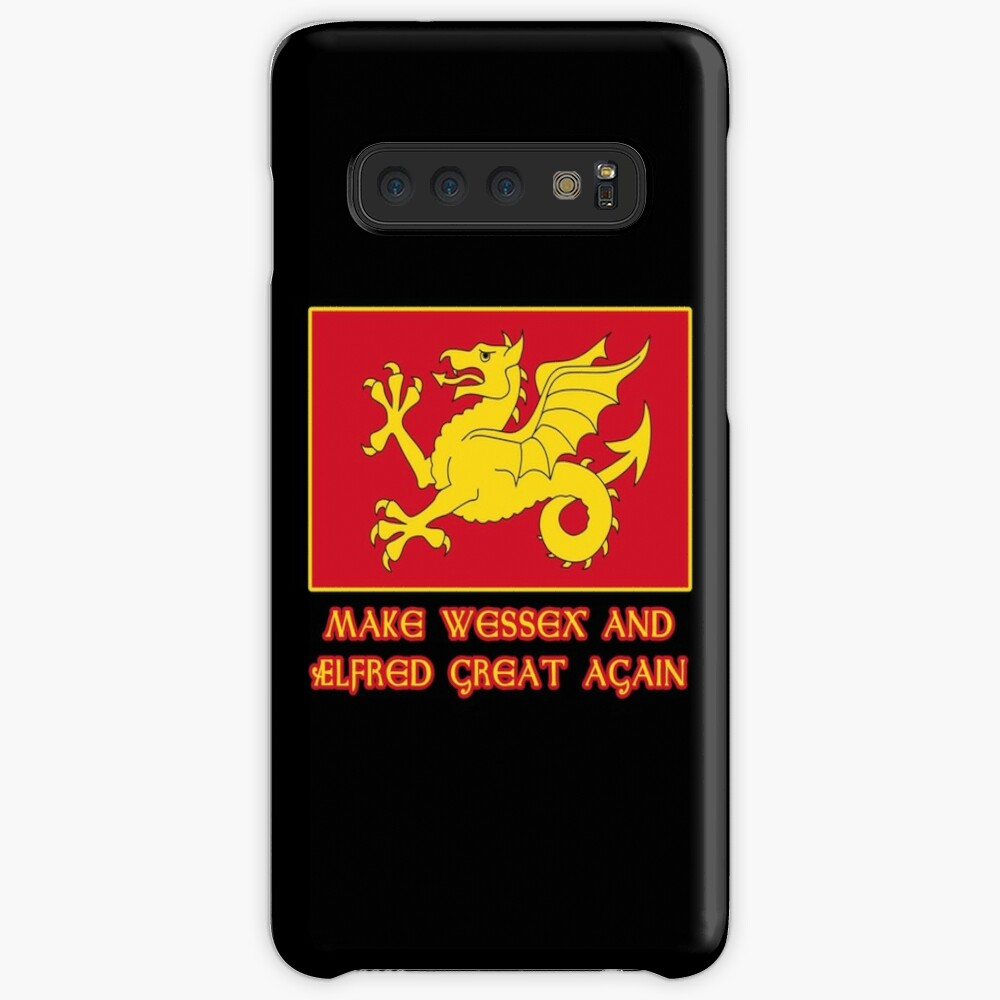 Make Wessex Great Again Case & Skin for Samsung Galaxy