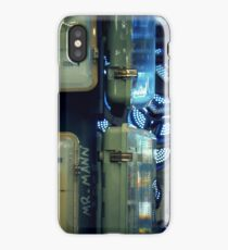 I Wish I Could Go Back In Time And Start Again. iPhone Case