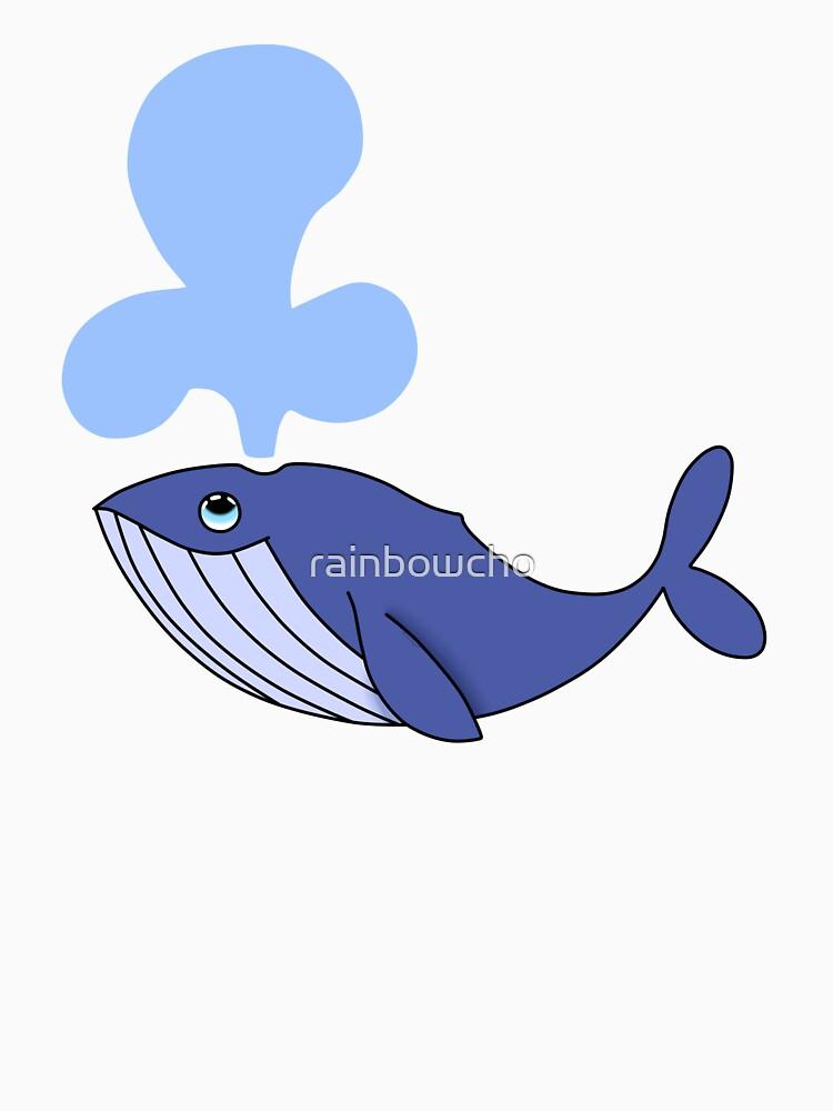Whale by rainbowcho