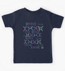 "Camiseta para niños ""Feynman y String en QFT"" ©"