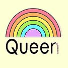 Queer Queen - The Peach Fuzz by Elizabeth Hudy