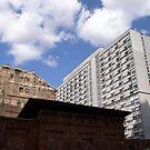 Osiedle za Zelazna Brama, Warsaw, Poland by Lukasz Godlewski