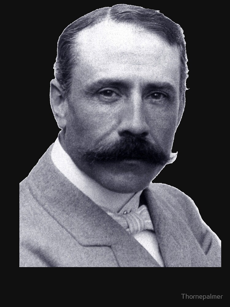 Edward Elgar - Brilliant English Composer by Thornepalmer