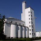 University of Physical Education in Warsaw #2, Poland by Lukasz Godlewski