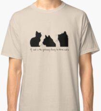 Cat Lady Design Classic T-Shirt