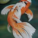 Ella the Butterfly Koi by Charlotte Yealey