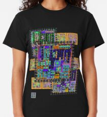 """Integrated Circuit Custom""© Classic T-Shirt"
