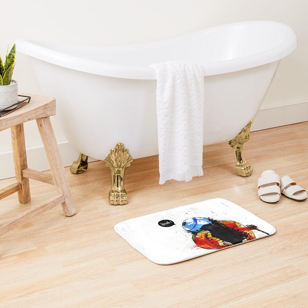 Tapis de bain «bet yeark»