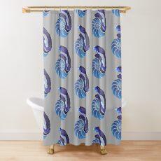 Cosima's Tattoo Shower Curtain