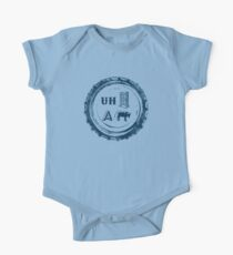 ADORABLE Short Sleeve Baby One-Piece