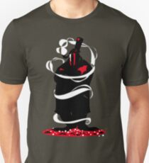Three of Hearts Unisex T-Shirt