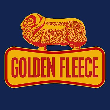 Golden Fleece Shirt by PumpingGas