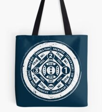 BASEBALL DARTS Tote Bag