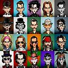 Here's Johnny! by binarygod