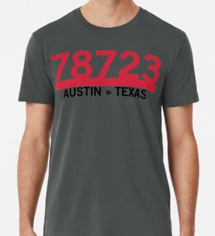 78723 - Austin, Texas ZIP Code Premium T-Shirt