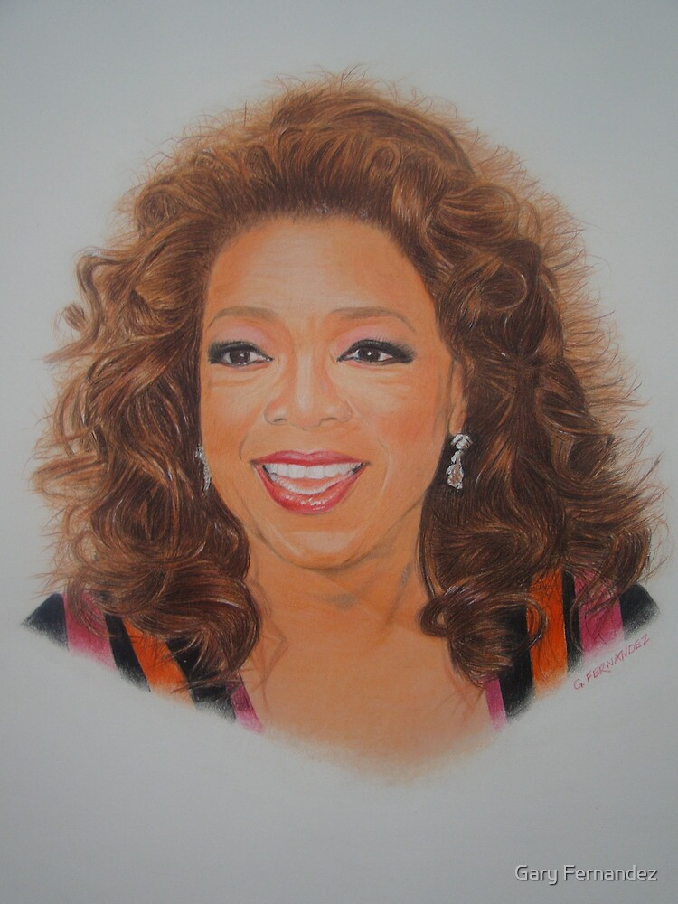 Oprah by Gary Fernandez