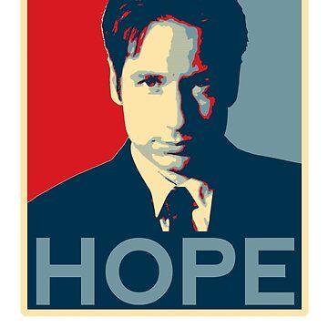Mulder - HOPE by mrsxandamere