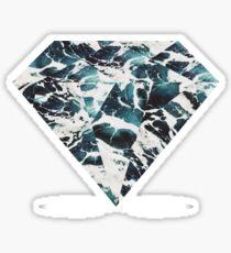 Marble Tide Sticker