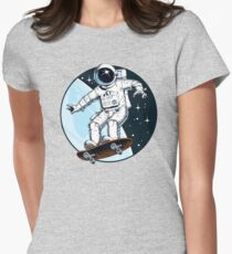 Asteroidday Fitted T-Shirt