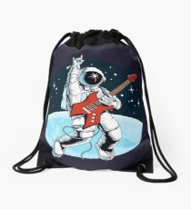 Asteroidday Drawstring Bag