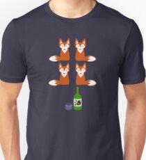 Four Fox Sake T-Shirt