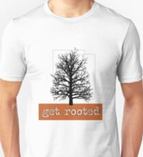 getrooted Unisex T-Shirt