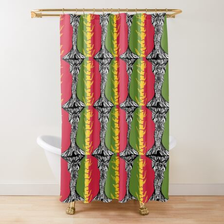 Road 2 Freedom Shower Curtain