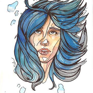 Aqua by AceDrew