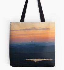 Monadnock Sunrise Tote Bag