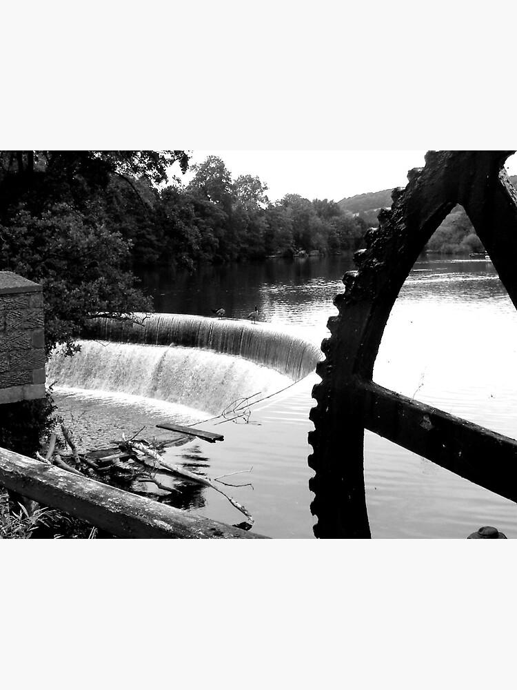 The River Derwent at Belper by robsteadman
