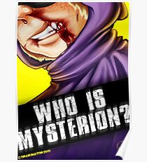 Who Is Mysterion? Poster