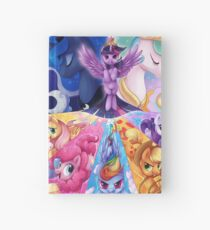 This is PONIES Hardcover Journal