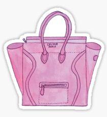 Pink Celine Sticker
