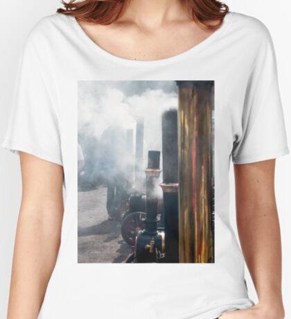 Steamy little ones  Women's Relaxed Fit T-Shirt